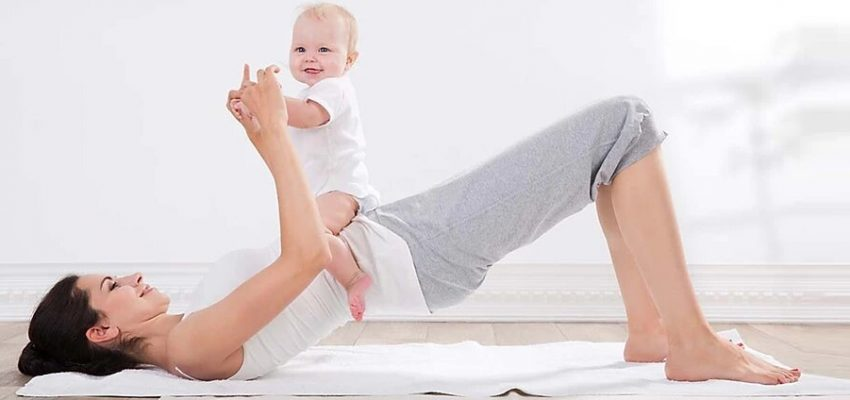 Postnatal Fitness And Rehabilitation: For Quick Postpartum Recovery